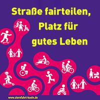 Kölner Fahrrad-Sternfahrt